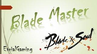 Blade and Soul Мастер Клинка Обзор и Микрогайд
