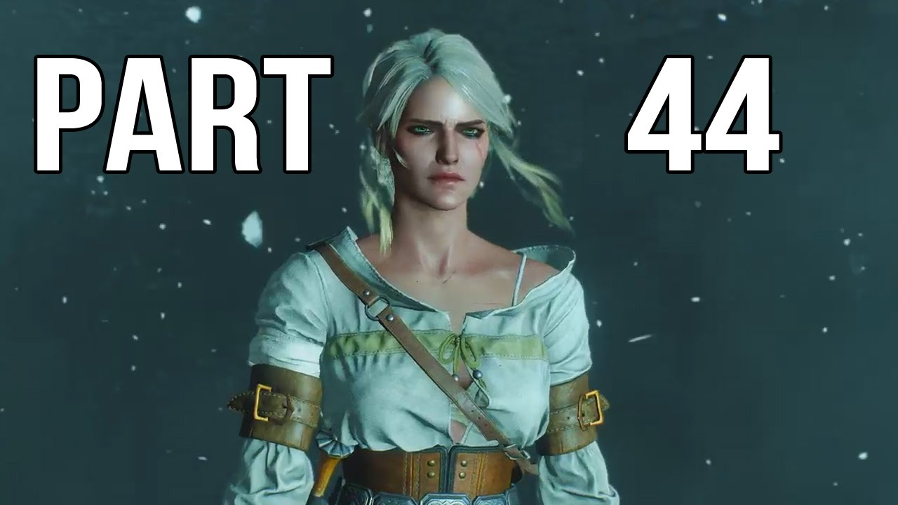 witcher 3 how to get to kaer morhnr