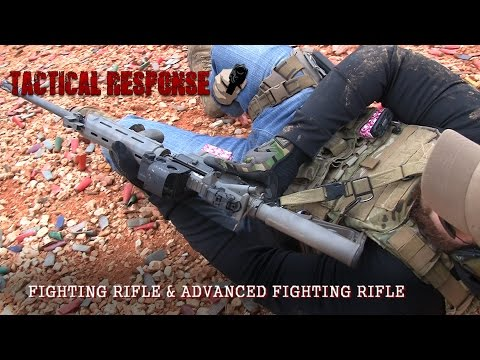 Tactical Response Fighting Rifle After Action Report