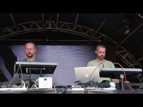 Minilogue live Mother presents Art & Camp Summer Music Festival 「DISCOVERY '13」