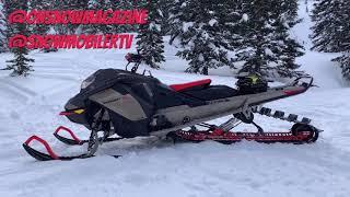 2022 Ski-Doo Summit X 165 850 E-TEC Turbo with Expert Package