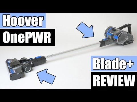 Hoover ONEPWR Blade+ Cordless Stick Vacuum REVIEW,  BH53310