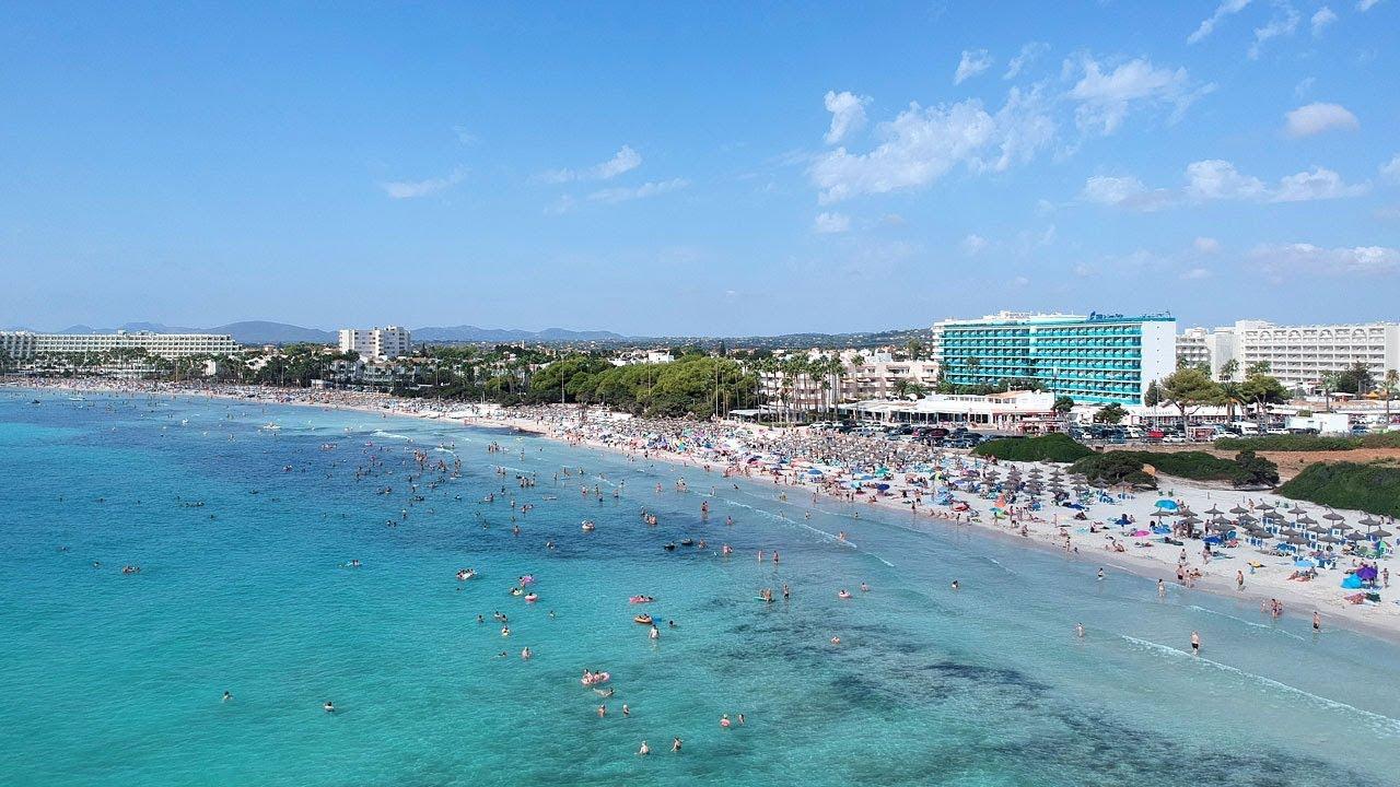 Sa Coma Strandfuhrer Mallorca Strande