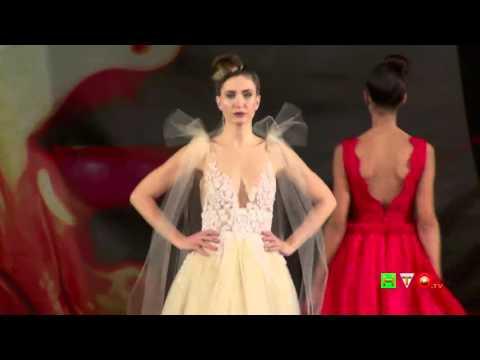 World of Fashion - Sfilata della collezione della stilista Laura Froio - www.HTO.tv