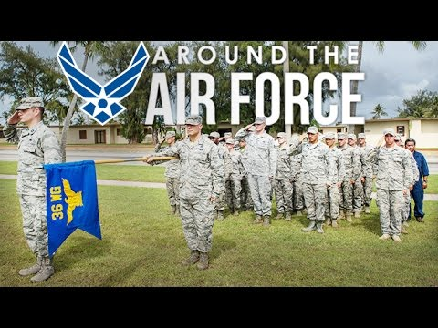 Around the Air Force: SECAF Sworn In / Squadron Revitalization