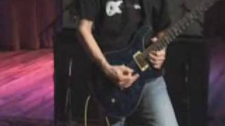 "Guitarist Troy Stetina - ""Retribution"" - filmed on the set of Mark Tremonti"