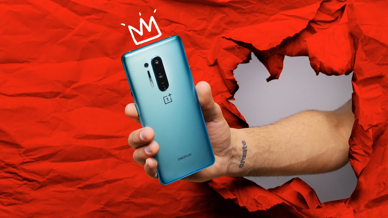 OnePlus 8 Pro Review // The New KING!