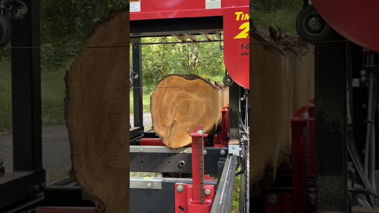 Milling some Cedar 🌲