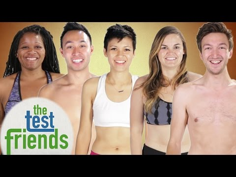 Thumbnail: We Tried 5 Weeks of Ballet Fitness (Cardio Barre) • The Test Friends