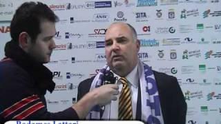 09-01-2011: Intervista a Radames Lattari post NewMater-Sisley