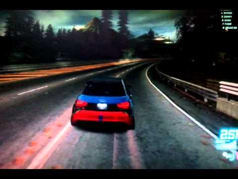 NFSW Audi A1 MotorSport