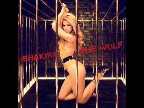 Shakira- She Wolf
