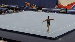 Perebinosova Ulyana  Floor  12 550