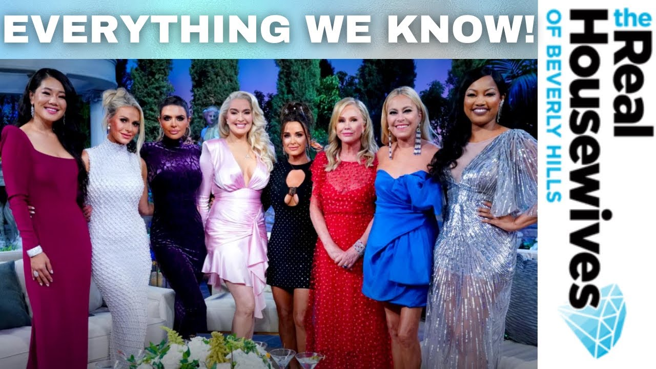 The Real Housewives of Beverly Hills Season 11 Reunion News & Looks   Does Erika Jayne Give Answers?
