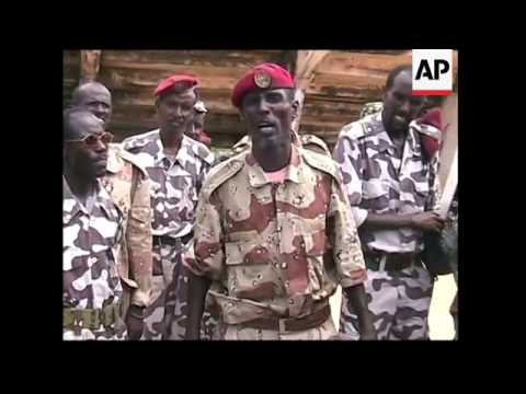 Hundreds of militiamen join the Islamic Courts, IMPROVED VIDEO