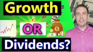 Level Up Your Dividend Income With GROWTH! (7 Reasons To Invest For Growth While Dividend Investing)