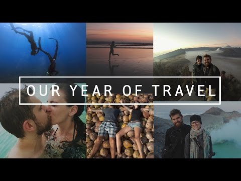 My epic year of travel #1