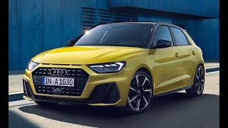 2019 Audi A1 Sportback – Technological features