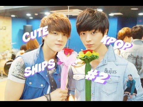 cute kpop ships #2 || CROSSGENE/BLOCKB/GOT7/TOPPDOGG/EXO/BTS/NUEST/SHINee/BTOB/BAP/UKISS ETC...