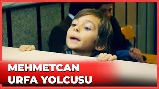 Mehmetcan Urfaya Kaçıyor - Küçük Ağa 2. Bölüm