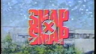 ビデオに偶然録画されていたものです。 SMAP×SMAP放送開始後、半年間だ...