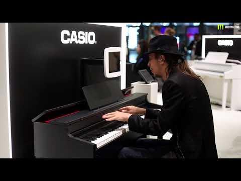 Nagrania dla muzykuj.com – Casio AP-470  – musikmesse 2018 gra: Kamil Barański www.muzykuj.com
