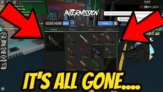I GOT MY ENTIRE INVENTORY SCAMMED!!! *CRYING* (ROBLOX ASSASSIN)