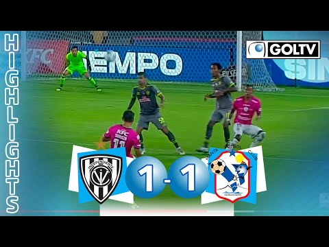 Independiente del Valle Manta FC Goals And Highlights