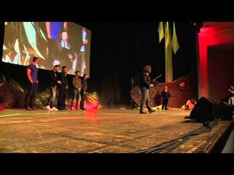 RingCon Opening Fantasy Convention Manu Bennett + Sebastian Roché + Nathaniel Buzolic + best