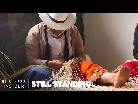 Why Authentic Panama Hat Weavers Are Abandoning The Craft | Still Standing
