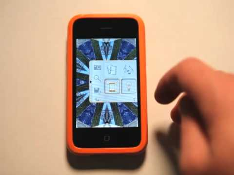 Mandala IPhone App Review