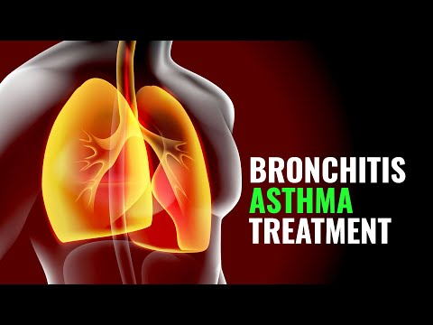 Bronchitis Asthma Treatment Lungs Repair Binaural Beats  Pure | Good Vibes
