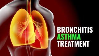 Bronchitis Asthma Treatment Lungs Repair Binaural Beats  Pure   Good Vibes