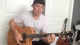 My God is Awesome - Charles Jenkins (Guitar Lesson) - (Matt McCoy)