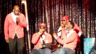 """Boyz II Men & Marc Nelson """"I Do"""""""