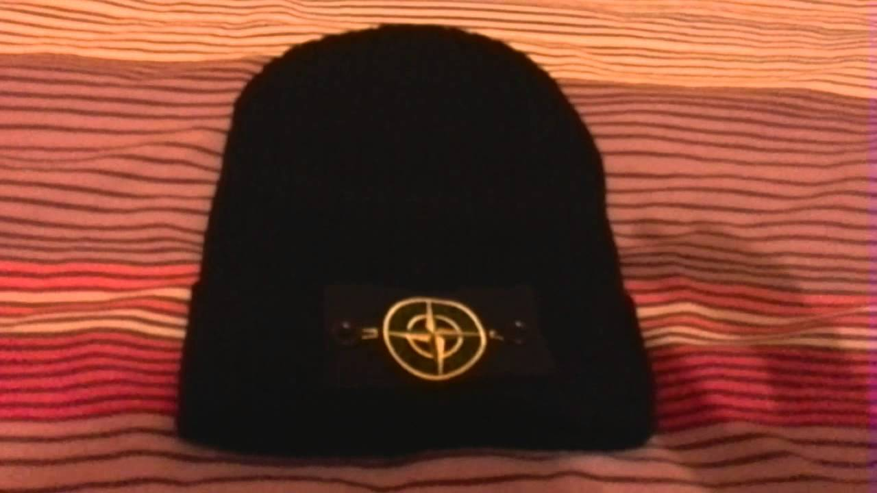 8bcd1e94e46 How to Spot Fake Stone Island Beanie Hat  High Quality  - YouTube