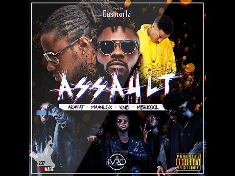 Arafat - ASSAULT feat Maahlox Levibeur X Kiff No Beat X Mbekool (Boy-O FanMade)
