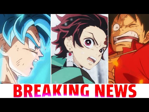 Demon Slayer Does The UNTHINKABLE SHATTERING & DESTROYING Dragon Ball Super & One Piece!!!