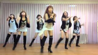Geisha Dance Group 舞蹈影片 tara cry cry