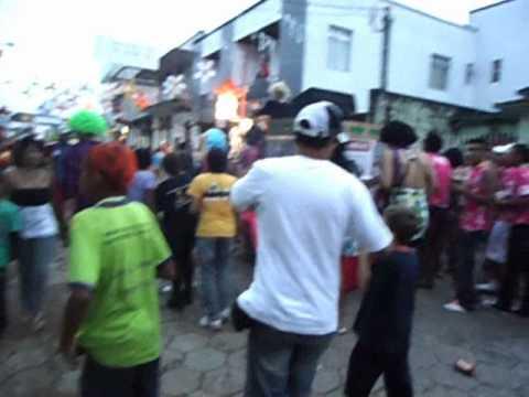 Carnaval 2011 em Santa Bárbara MG