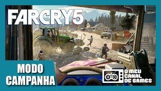 Far Cry 5: ROUBO DO CAMINHÃO! Widowmaker Missão Preview #1