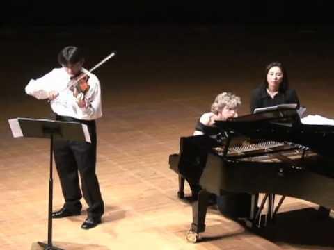 Koh Gabriel Kameda Louis Gruenberg 4 Silhouettes II. Serenade