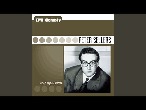 Peter Sellers Sings Rudolph Friml