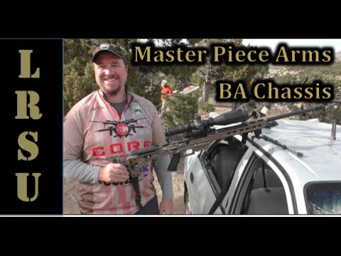 MasterPiece Arms Rifle Chassis Review