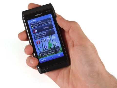 Nokia N8 Review Part 1