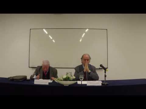 """Conferencia del DR. FRANCISCO GARCÍA BAZÁN """"Propuestas radicales sobre la experiencia del Sí-mismo"""""""