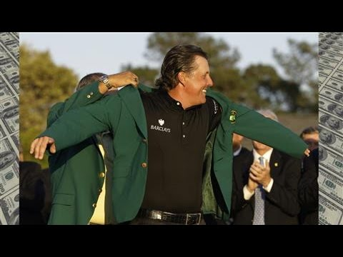 Phil Mickelson's Gambling Bets Test Golf Legacy