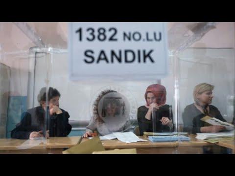 الأتراك يصوتون في انتخابات بلدية إسطنبول المعادة وشعبية أردوغان على المحك  - نشر قبل 33 دقيقة