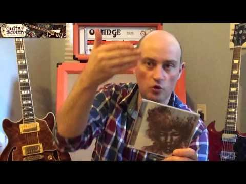 Jimi Hendrix Cry Of Love Review 2014 Release