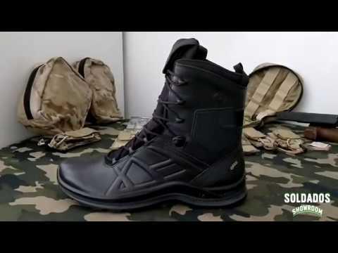 HAIX Black Eagle Tactical 2.0 GTX High.